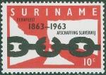 スリナム・奴隷解放100年