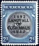 バハマ・コロンブス450年