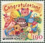 韓国・ケーキ(2004)