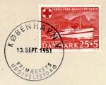 デンマーク・病院船
