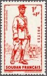 仏領スーダン・アフリカ兵