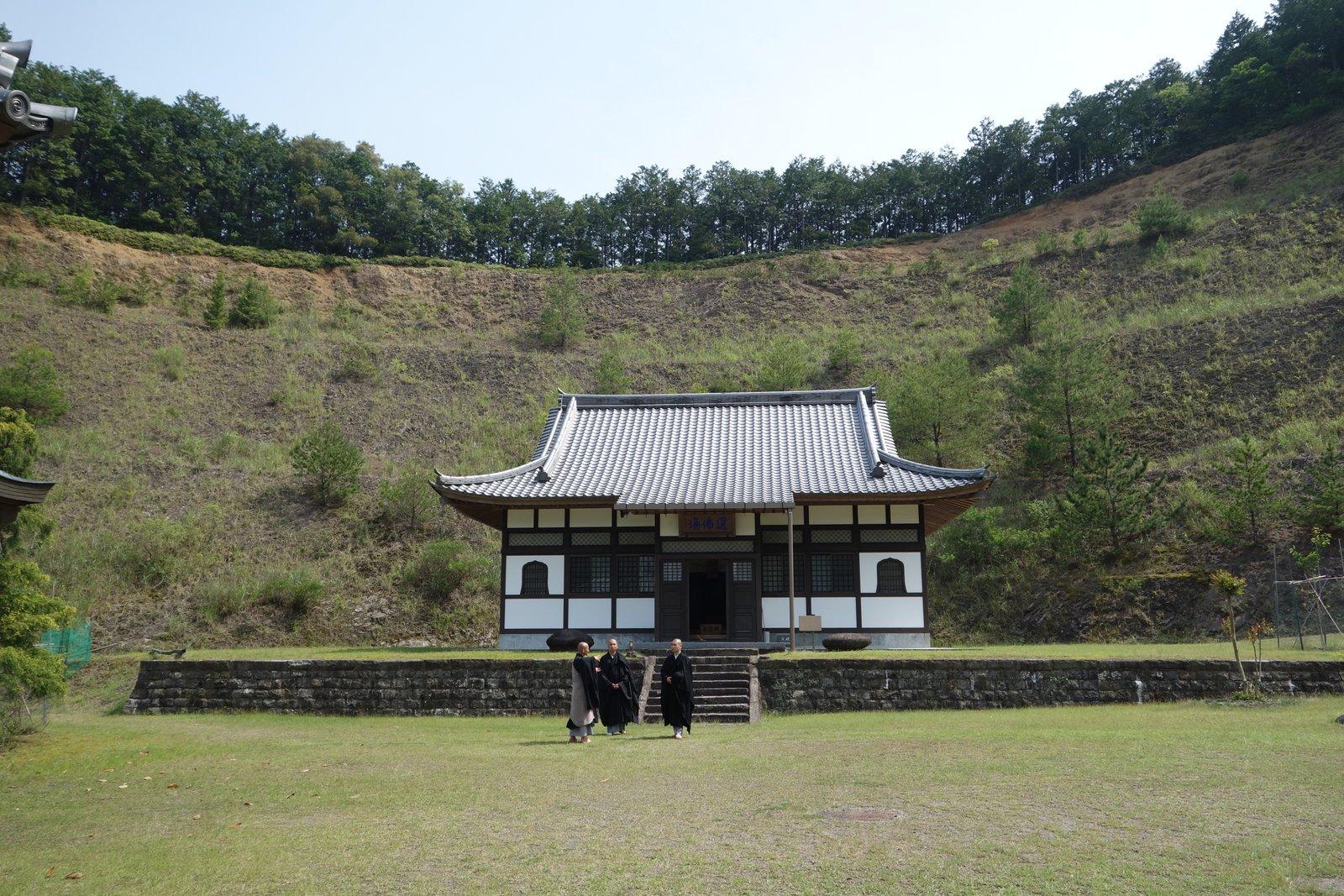 城満寺座禅堂