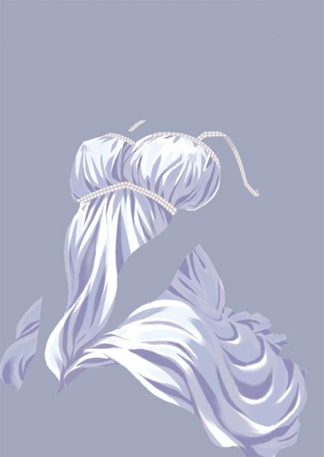 13 ナイトドレス