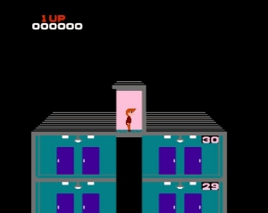 エレベーターアクション04