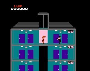 エレベーターアクション05