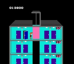 エレベーターアクション10