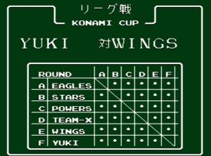 エキサイティングサッカー コナミカップ04