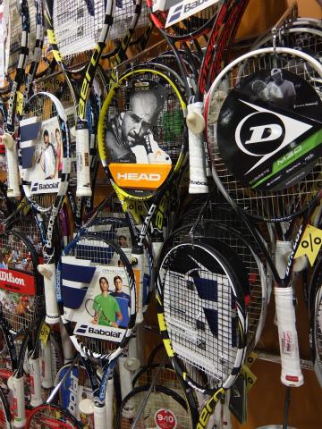 テニスラケット2