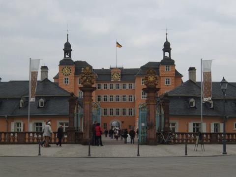 シュヴェツィンゲン城1