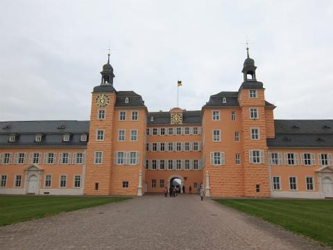 シュヴェツィンゲン城2