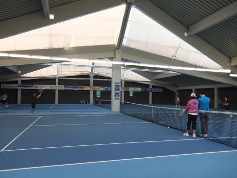 Aichwaldテニスコート1