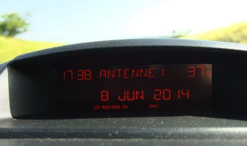 気温37度