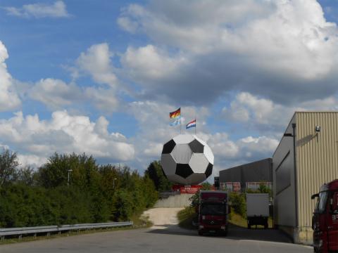 サッカーボール1