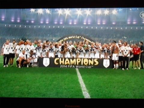 ドイツ優勝1