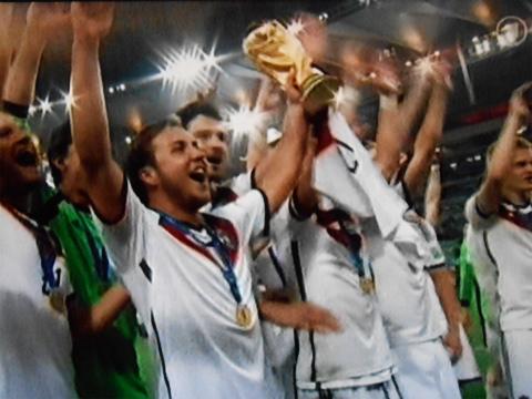 ドイツ優勝2