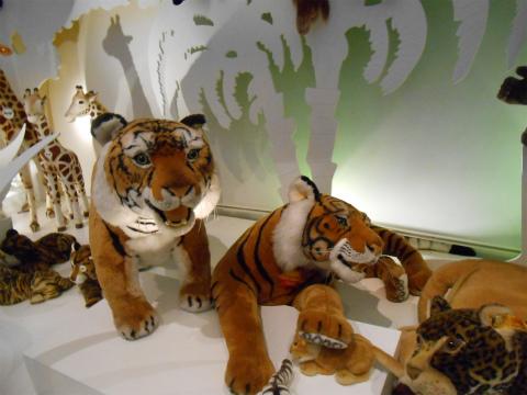 シュタイフ動物園2