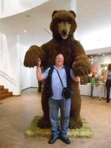 ペタさんと熊