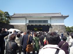 坂下門(入場口)