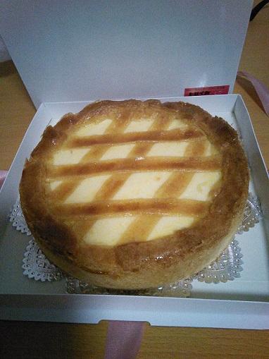 トロイカチーズケーキ