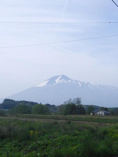 岩手山の横顔2