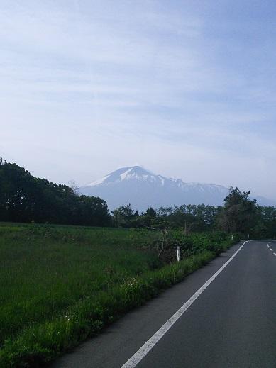 岩手山の横顔1