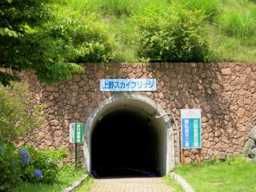 スカイブリッジトンネル