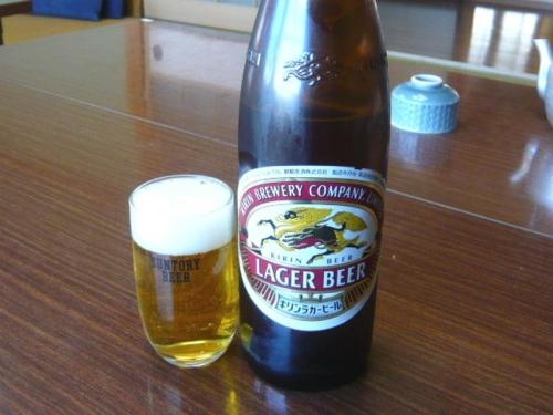 ビール300円