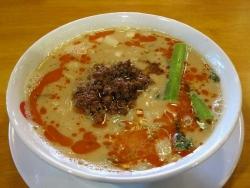 ミニ担々麺
