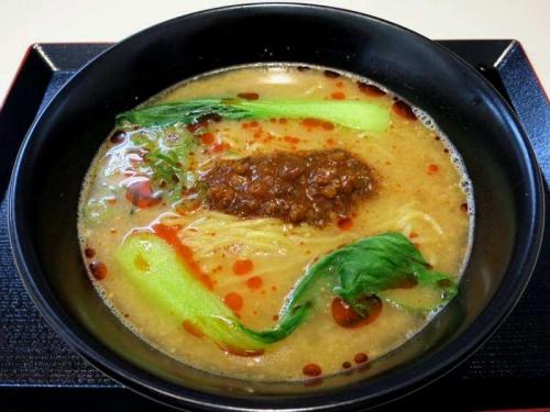辛口担々麺