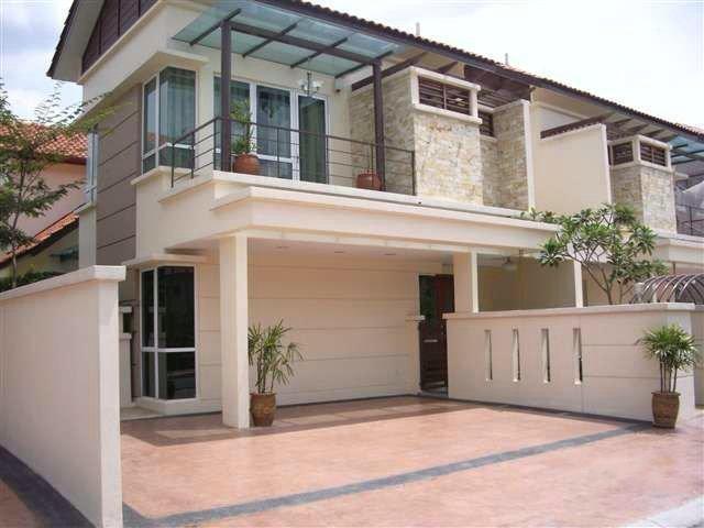 マレーシア  の住宅