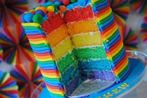 体に悪そうなケーキ