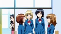 森田さんは無口。2 アニメ・原作対応表 Silence 20(TVアニメ版2期・第7話)