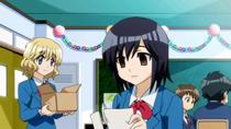 森田さんは無口。2 アニメ・原作対応表 Silence 21(TVアニメ版2期・第8話)