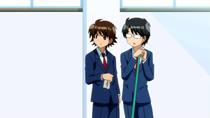 森田さんは無口。2 アニメ・原作対応表 Silence 24(TVアニメ版2期・第11話)