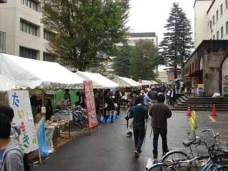 【バカレ】学食のカレーとバカ日記-工大祭2009