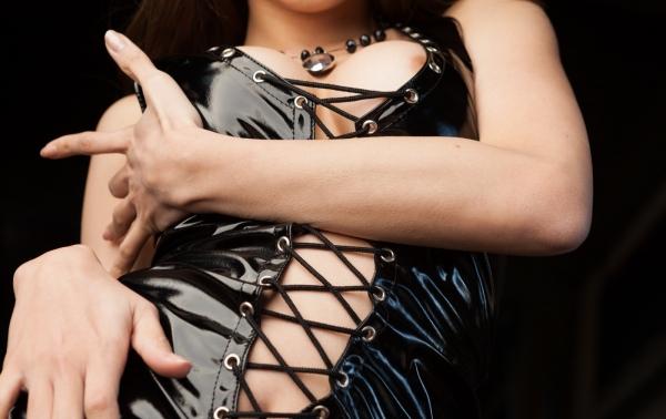 蓮実クレア ボンテージのSEXYヌード画像の013枚目