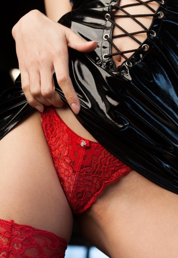 蓮実クレア ボンテージのSEXYヌード画像の014枚目