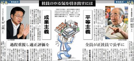 「未来工業」創業者の山田昭男さん