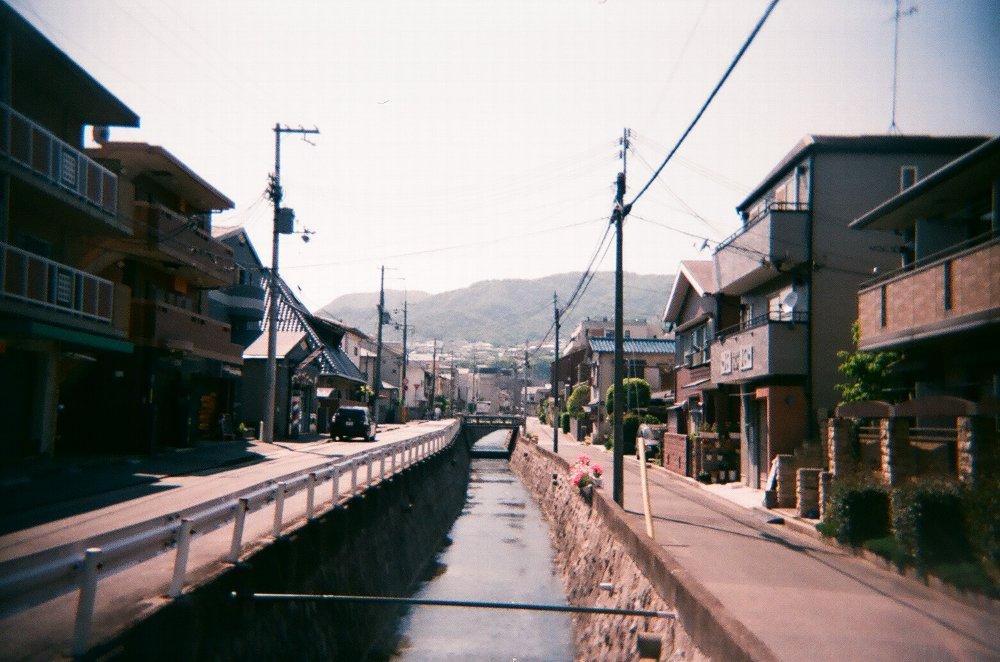 JAPAN OPTICSのConcord C180で撮った川