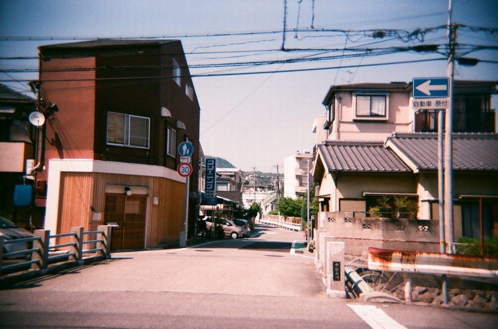 JAPAN OPTICSのConcord C180で撮った橋