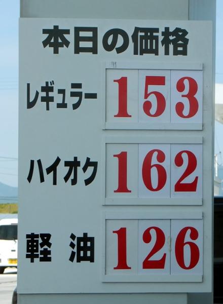 徳島GS価格