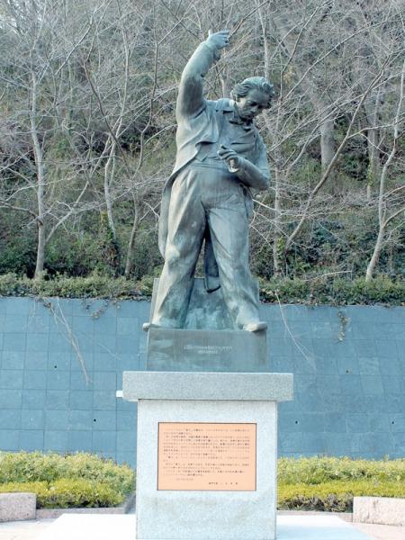 ベートーベン像02