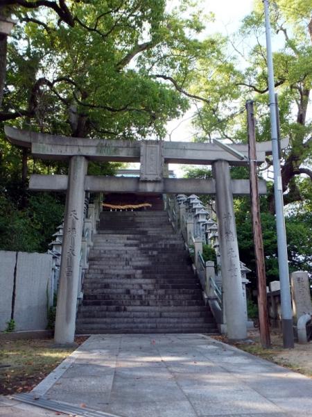塩竃神社本社