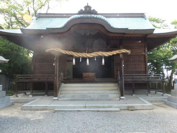 塩竃神社本殿