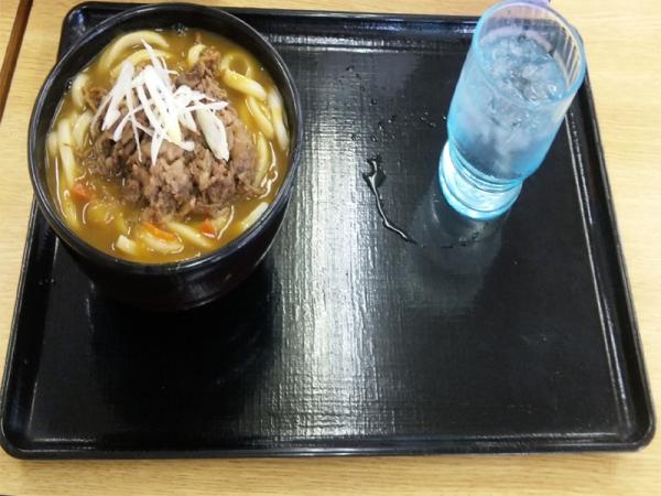 肉カレー大