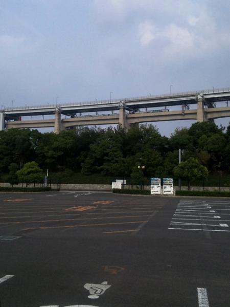 瀬戸大橋記念公園駐車場