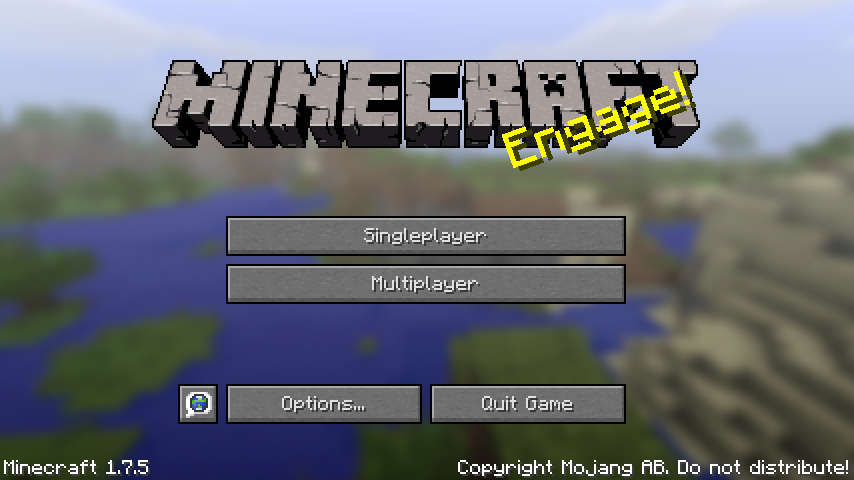 Minecraft 1-7-5