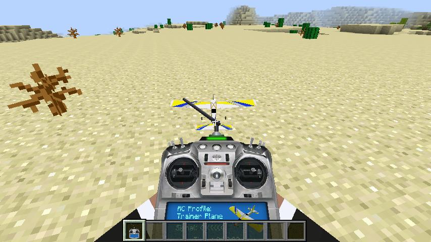 The RC MOD-4