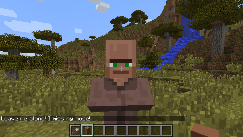 Villagers Nose-5