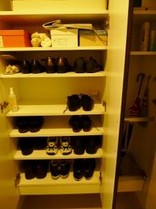 我が家オーガナイズ10日目・靴箱